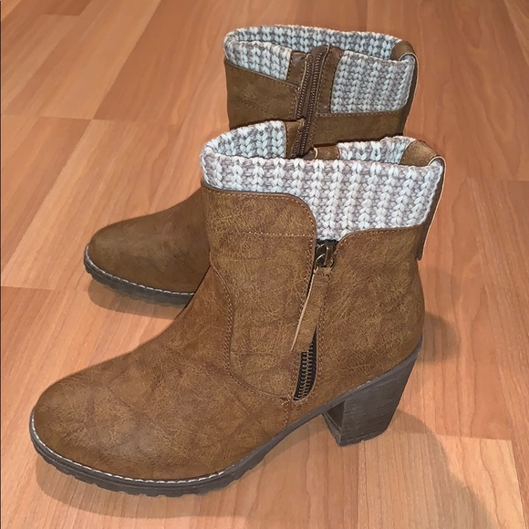 All Weather Ankle Boots